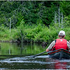 Adirondacks Newcomb Lake Paddling Newcomb River 2 July 2017