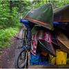 Adirondacks Newcomb Lake Horse Transportation 4 July 2017