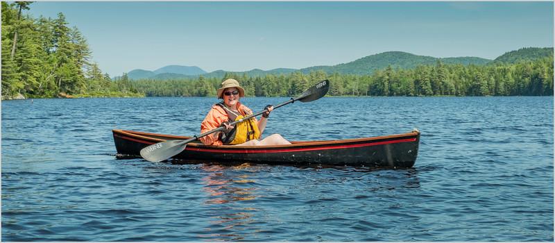 Adirondacks Forked Lake Kim 4 June 2019