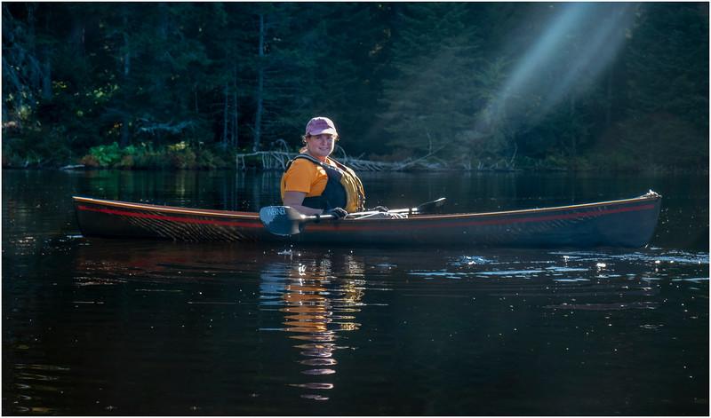 Adirondacks Nicks Lake 17 September 2019