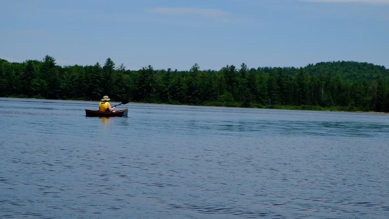 Adirondacks Grampus Lake 2 Julhy 2019