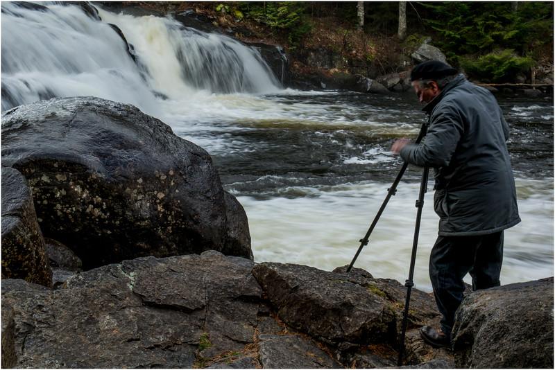 Adirondacks Long Lake November 2015 Buttermilk Falls 12 Laurin