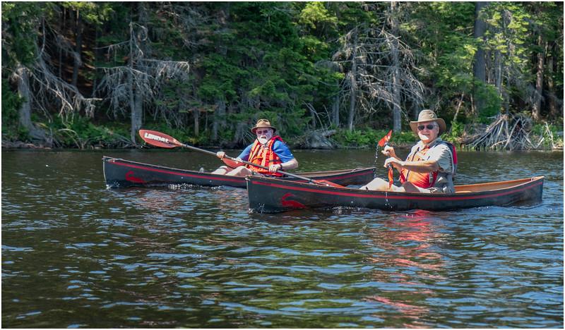 Adirondacks Utowana - Blue Mountain 5 July 2019