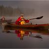 Adirondacks Forked Lake July 2015 Morning Mist Dan Way, Rick Rosen