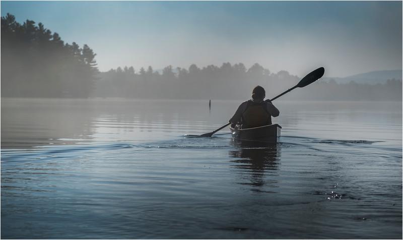 Adirondacks Chateaugay Lake 26 July 2018