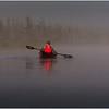 Adirondacks Forked Lake July 2015 Morning Mist Tom Curley, Dan Way, Rick Rosen