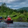 Adirondacks Newcomb Lake Paddling Newcomb River 3 July 2017