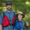 Adirondacks Bog River Patrick and Cassie 1 September 2019