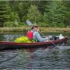 Adirondacks Lake Lila LEAG Rick Davidson on Beaver River 1 August 2019
