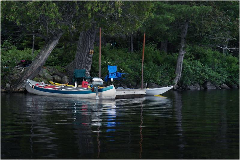 Adirondacks Forked Lake Site 38 July 2012
