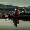 Adirondacks Cedar River Flow September 2015  Mike Prescott and Rick Rosen in Hornbecks 1