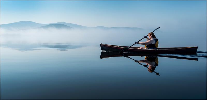 Adirondacks Chateaugay Lake 29 July 2018