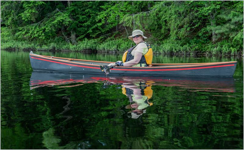Adirondacks Floodwood Pond 6 July 2019