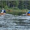 Adirondacks Lake Lila LEAG Rick Davidson Tom Wallington, Dan Way and Pete on Beaver River 1 August 2019