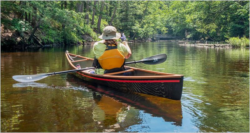 Adirondacks Fish Creek 2 July 2019