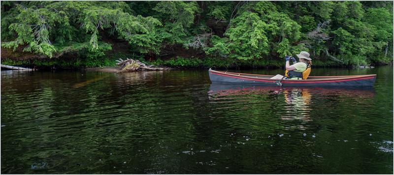 Adirondacks Floodwood Pond 2 July 2019
