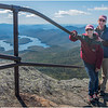 Adirondacks Whiteface Mt  Todd and Jen 2 September 2019