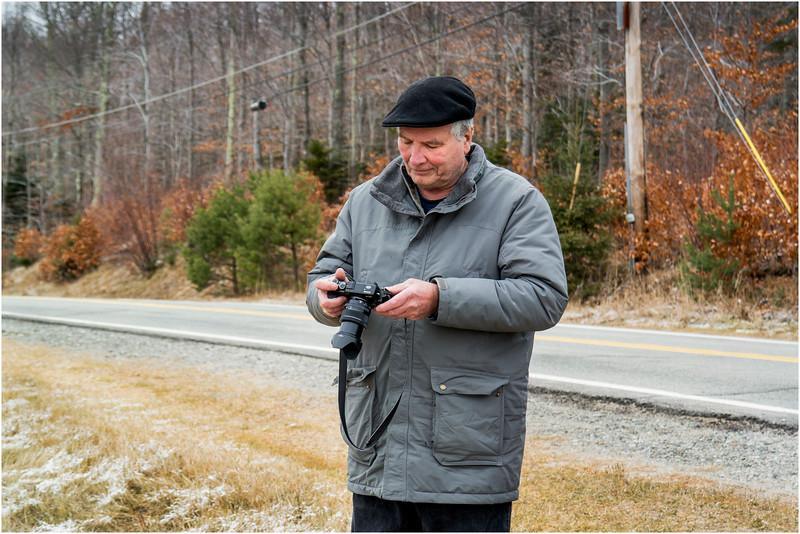 Adirondacks Lalke Placid November 2015 North Elba Laurin Trainer Photographer