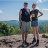 Adirondacks Coney Mountain Tom Jenna 3 July 2017