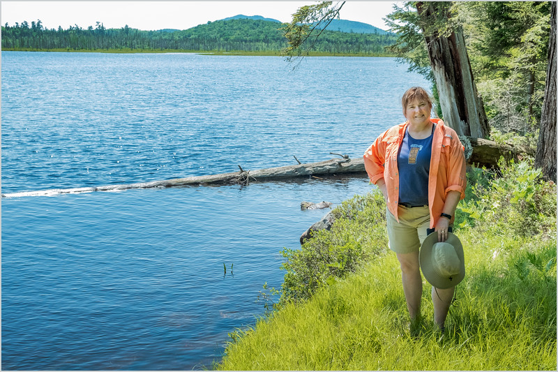 Adirondacks Forked Lake Kim 3 June 2019