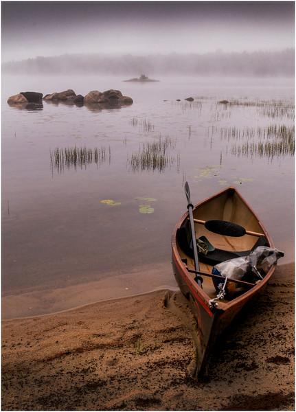 Adirondacks Chateaugay Lake Duck Island Bay 19 July 2016