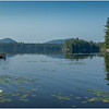 Adirondacks Forked Lake Kim Paddling 3 August 2016