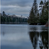 Adirondacks Lake Abenakee 13 December 2016
