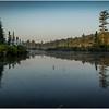 Adirondacks Forked Lake Morning Light 9 August 2016