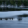 Adirondacks Lake Abenakee 4 December 2016