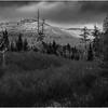Adirondacks Long Lake November 2015 Blue Ridge 1 BW
