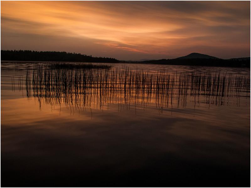 Adirondacks Little Tupper Lake July 2015 Just Before Sunrise 5