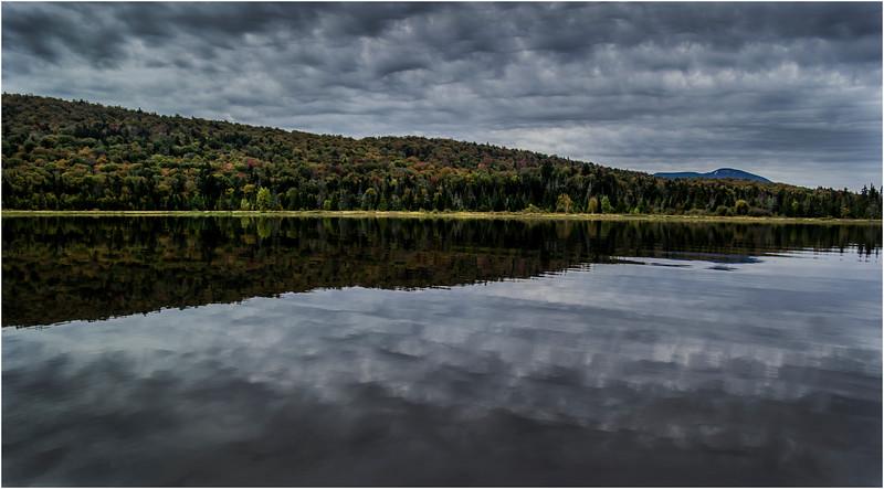 Adirondacks Cedar River Flow September 2015  Early Morning 7