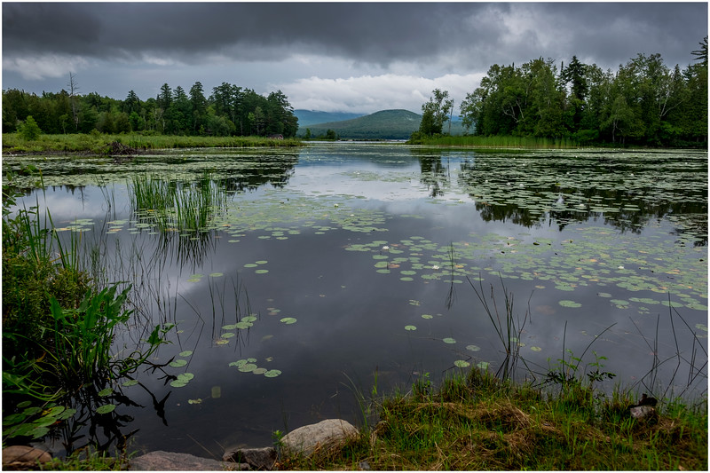 Adirondacks Chateaugay Lake Snug Harbor Trainer Camp Lake View 3 August 2017