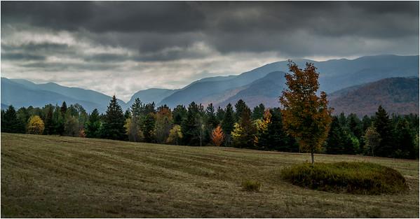 Adirondacks North Elba High Peaks and Storm 2 September 2013