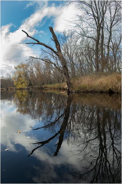 Adirondacks Raquette River Near Axton 3 October 2012