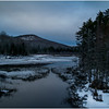 Adirondacks Indian Lake Raquette Brook 2 December 2016