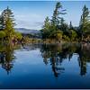 Adirondacks Forked Lake Morning Mist 36 July 2017