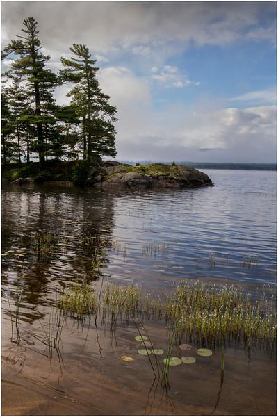 Adirondacks Chateaugay Lake Duck Island Bay 30 July 2016