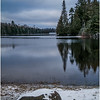 Adirondacks Lake Abenakee 3 December 2016