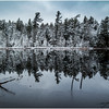 Adirondacks Follensby Clear Pond 6 December 2016