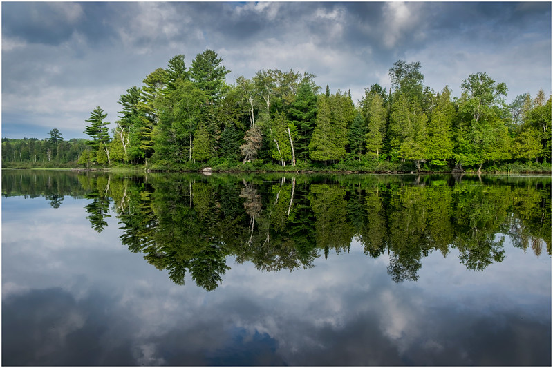 Adirondacks Chateaugay Lake Snug Harbor Trainer Camp Lake View 6 August 2017