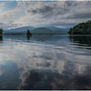 Adirondacks Chateaugay Lake Snug Harbor Trainer Camp Lake View 11 August 2017
