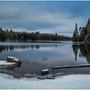 Adirondacks Lake Abenakee 1 December 2016