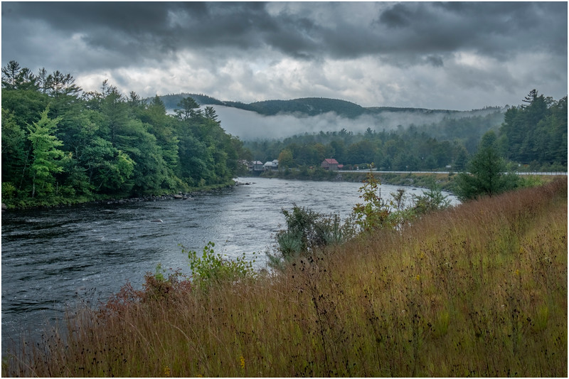 Adirondacks North River Hudson River 2 August 2019