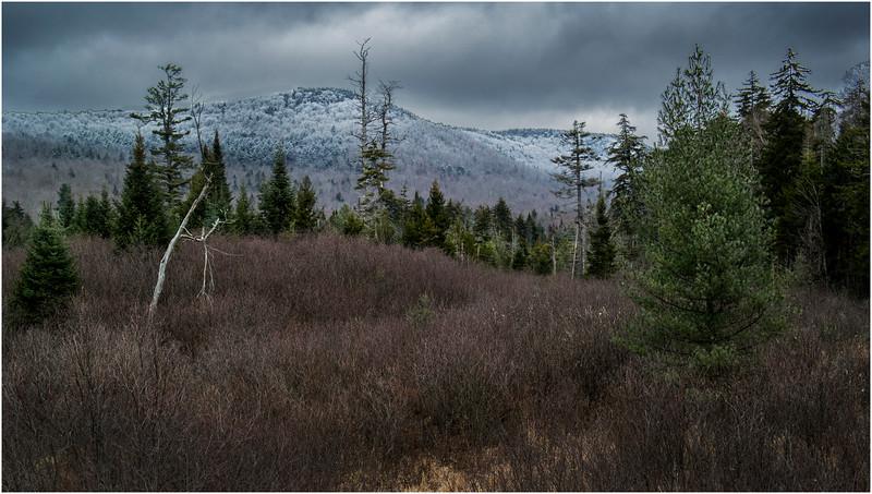 Adirondacks Long Lake November 2015 Blue Ridge 1
