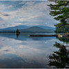 Adirondacks Chateaugay Lake Snug Harbor Trainer Camp Lake View 10 August 2017
