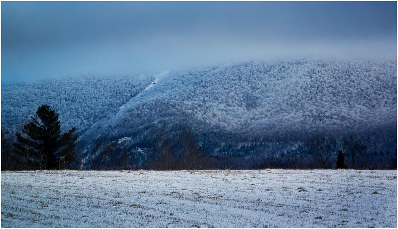 Adirondacks North Elba Street Mountain 1 December 2016