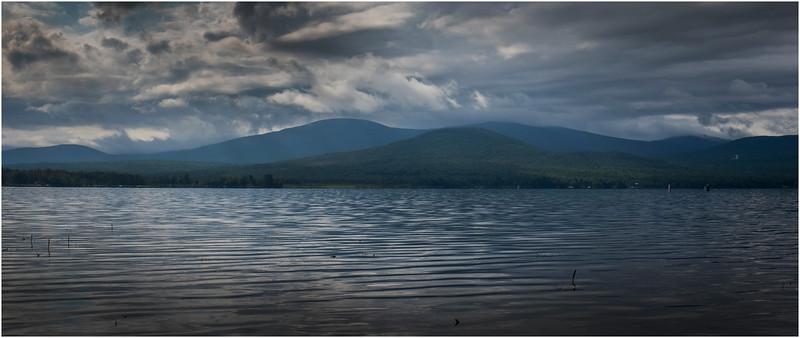 Adirondacks Chateaugay Lake Snug Harbor Trainer Camp Lake View 12 August 2017