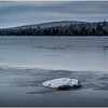Adirondacks Lake Durant 2 December 2016