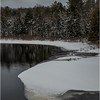 Adirondacks Newcomb Hudson River 13 March 2018